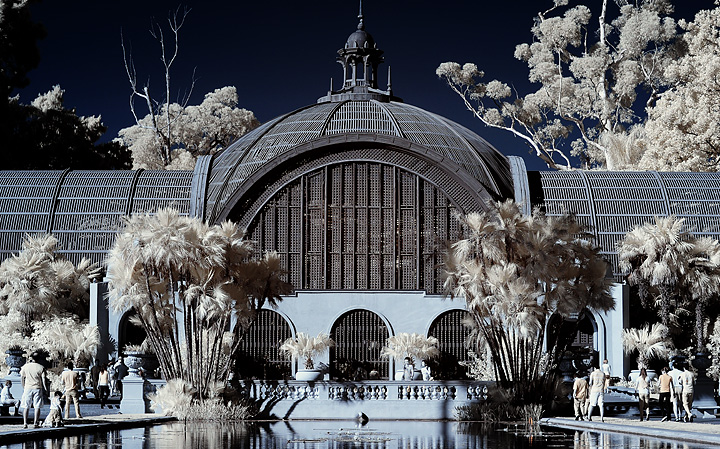 Botanical Building IR